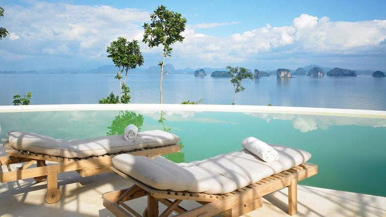 villa phuket beachfront beautiful and chic